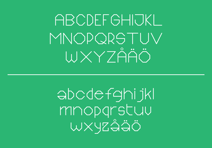 PocketParklet_Typeface