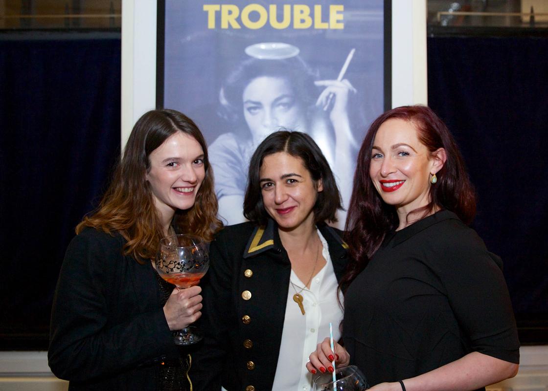 Trouble-5